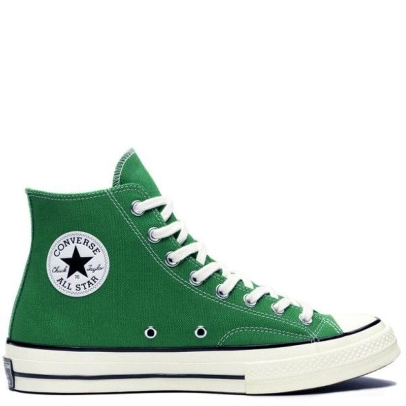 [CONVERSE] CHUCK TAYLOR ALL STAR 1970`s HI Green 161441C