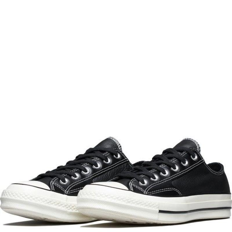 [CONVERSE] Chuck Taylor All Star 1970`S LUX LEATEHR  BLACK 163330C
