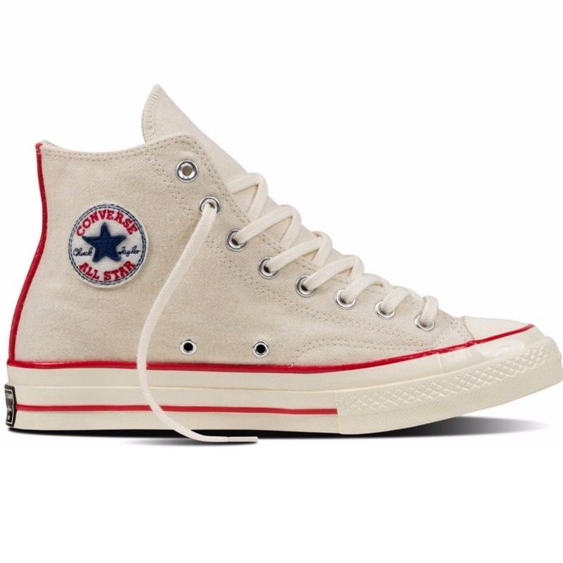 [CONVERSE] Chuck Taylor All Star 1970`s HI  (WOOL WHITE)153983C
