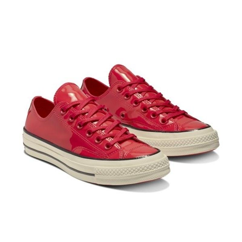 [CONVERSE] CHUCK TAYLOR ALL STAR 1970`s LOW Cherry Red 162442C