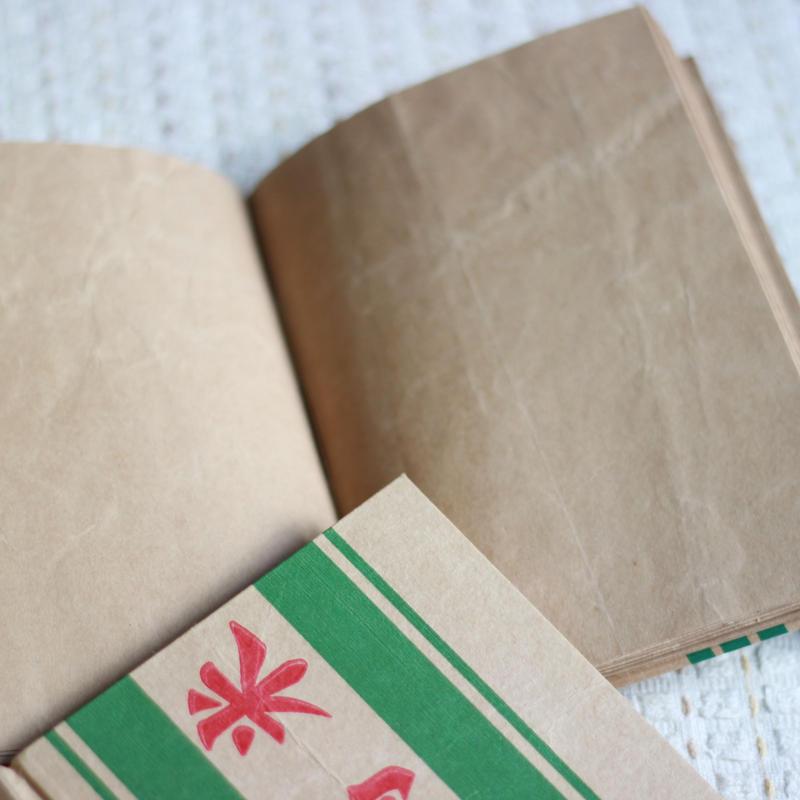 米袋手帳(米袋)