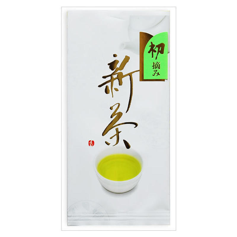 初摘み新茶(はつづみしんちゃ) 深蒸し茶100g