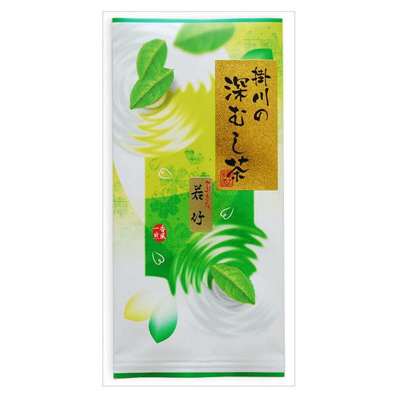深蒸し茶 若竹(わかたけ) 100g