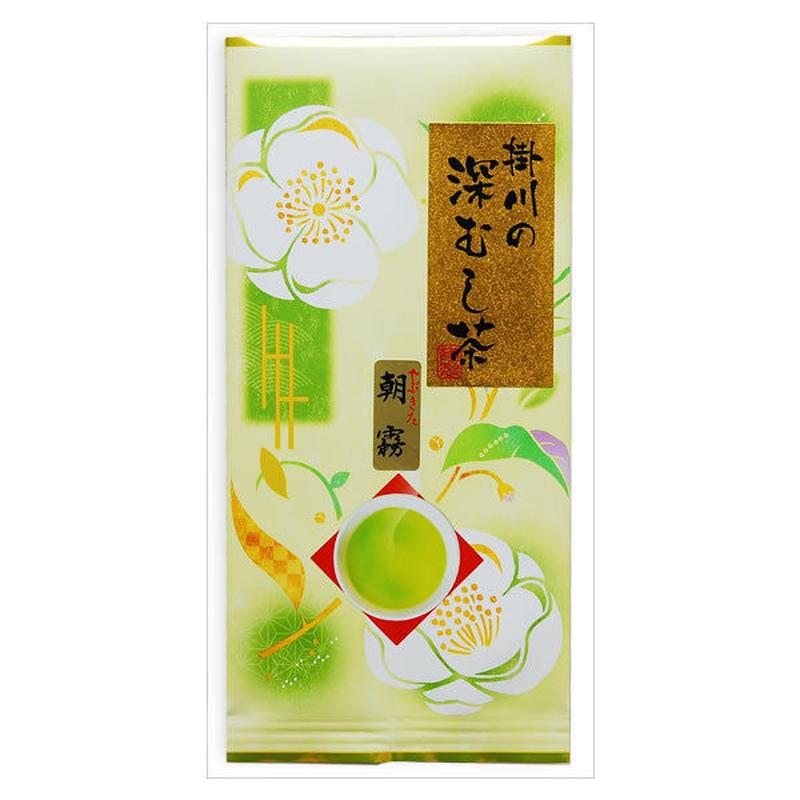 深蒸し茶 朝霧(あさぎり) 100g