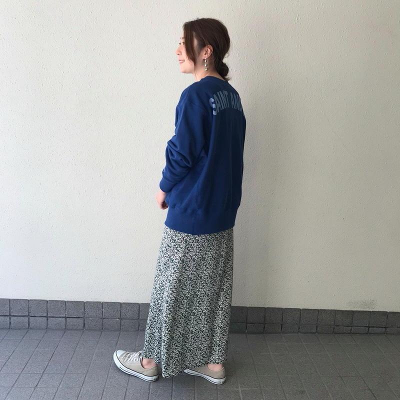 【  Aima+saie | アイマサイエ 】 オリジナルスウェット |  493912 | Abientot別注