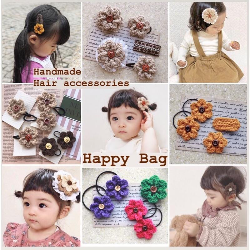 HAPPYBAG【handmade hair accessory】