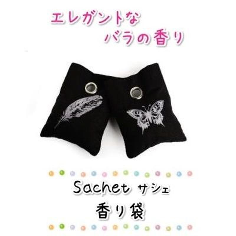 ドイツ【Sachet】 サシェ ミニ 香り袋 ローズ