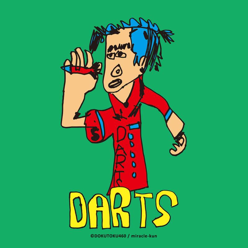 DARTS    T-shirts