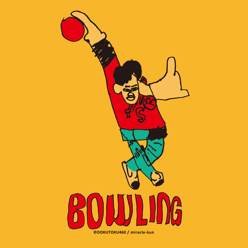 BOWLING   KID's T-shirts