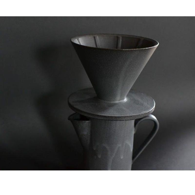 コーヒードリッパー Lサイズ(MIROKU COFFEEオリジナル)1~4杯用