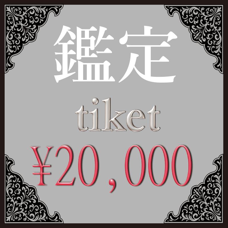 ¥20,000チケット