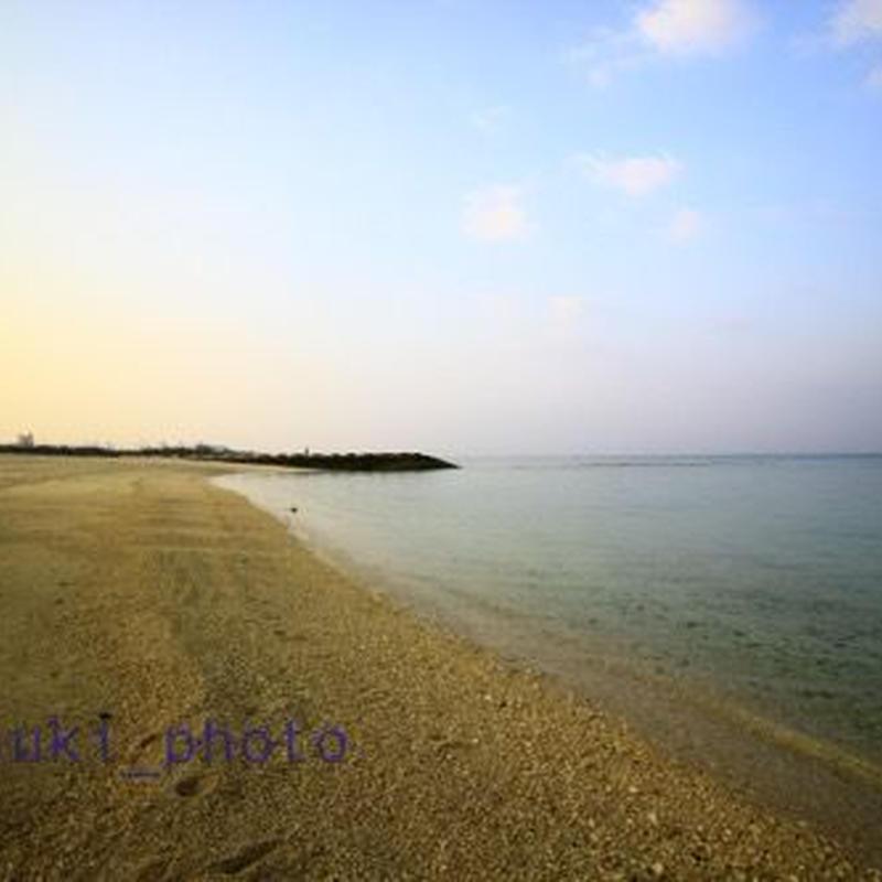 沖縄の海の写真4