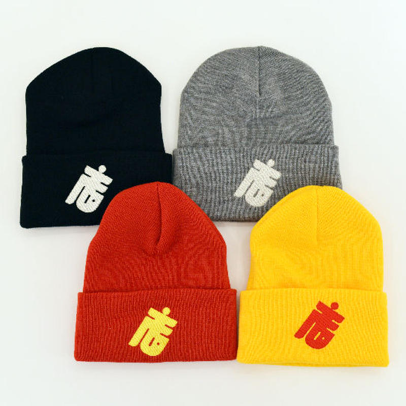 "TARIKI / ""た"" KNIT CAP"
