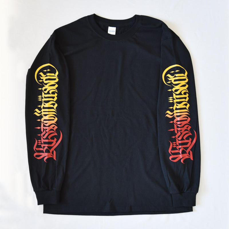 MOZYSKEY / L/S Tee Black