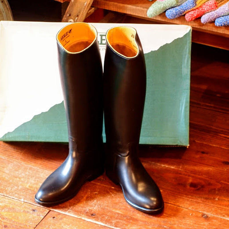 """AIGLE"" Long Rubber Boots(Dead Stock)"