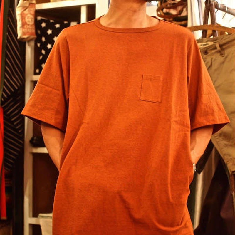 """BRAND:HUE"" 3Pocket T-Shirts(Middle Length)"
