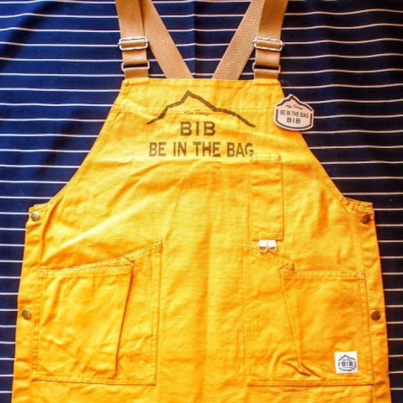 """BIB"" Work Apron [HUNTER-PRINT]"