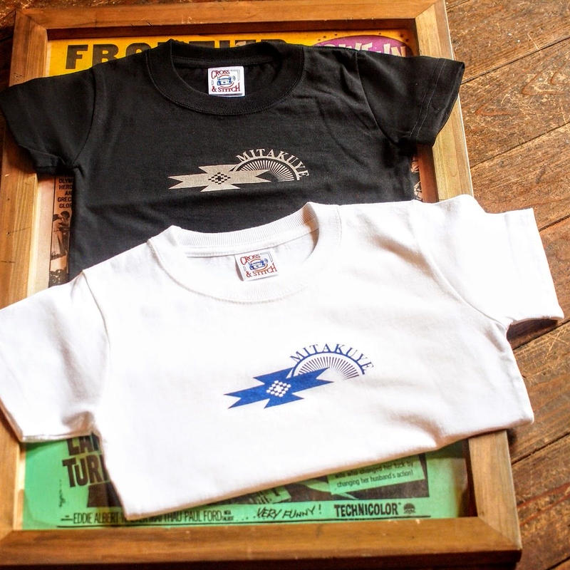 """MITAKUYE"" Shop Logo S/S T-Shirts"