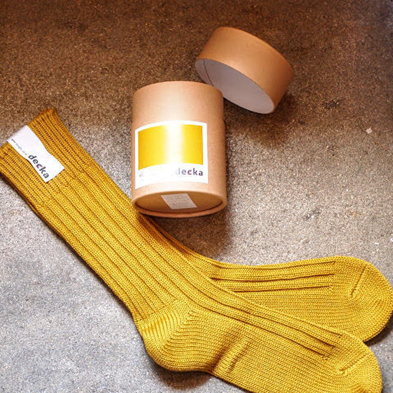 """""""HUE decka"""" Low Gage Socks (Ladies Size)"""