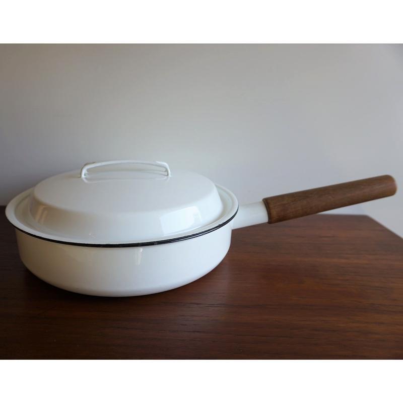 FINEL Seppo Mallat ホワイト フライパン finel-030