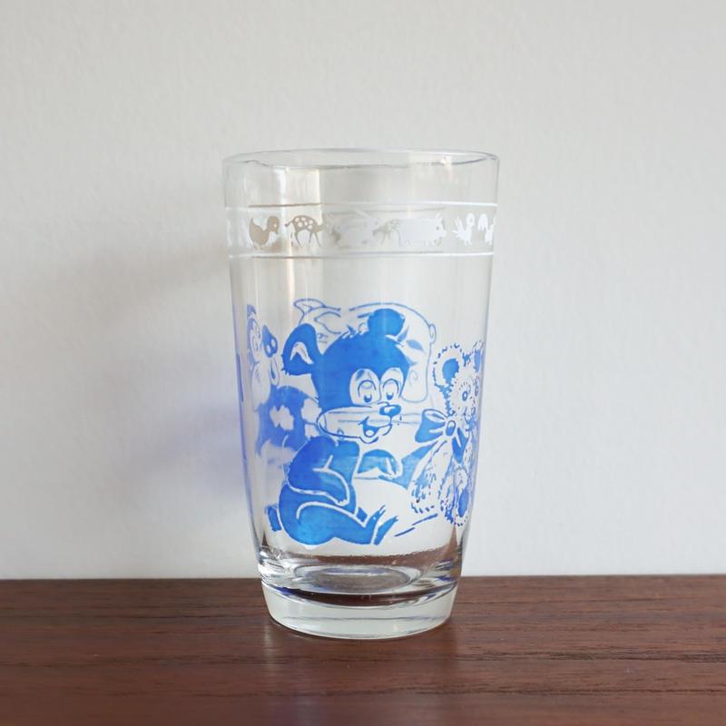 クラフト社 スワンキーグラス ブルー