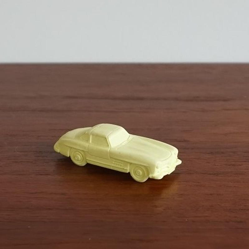 ドイツ 消しゴム ベンツ 黄色 ee-011