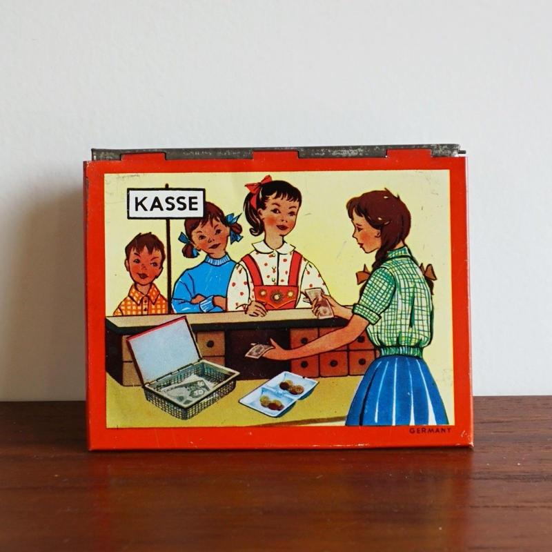 ドイツ お店屋さんごっこ レジセット ee-027
