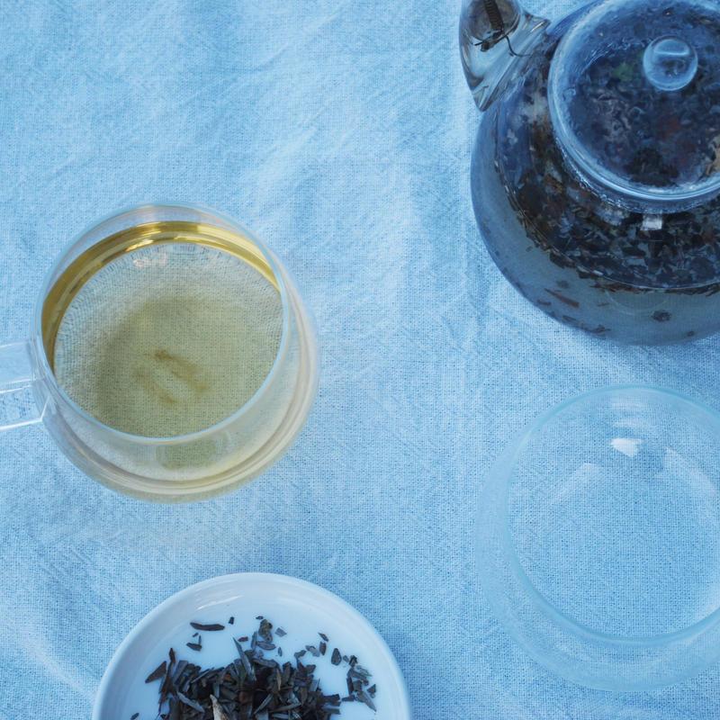 無農薬無化学肥料栽培 オリーブリーフティー「チャイスパイスブレンド」[Enshu Olives]  made in 静岡県