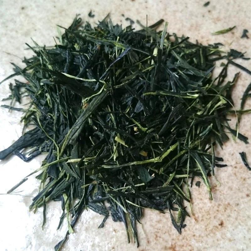 自然栽培(無農薬・無肥料) 煎茶〈新茶・熟茶〉 [加茂自然農園] made in 京都府