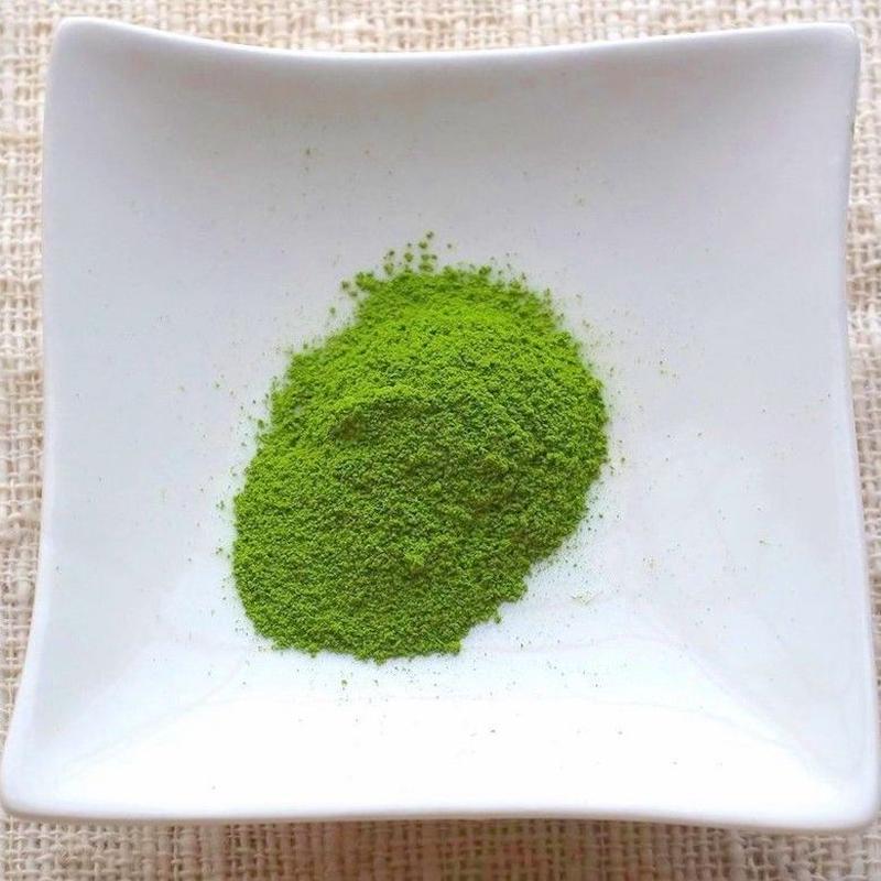 自然栽培(無農薬・無肥料) 抹茶(恭仁の昔) [加茂自然農園] made in 京都府