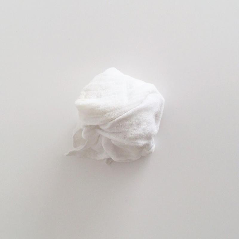 蚊帳ふきん 大 ホワイト