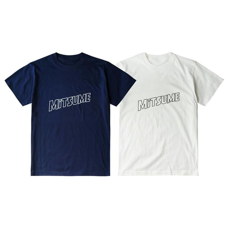MiTSUME Tシャツ