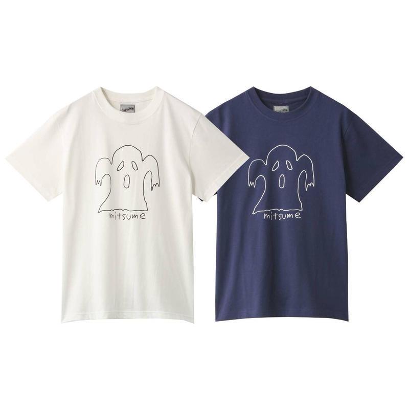 Ghosts イラストTシャツ(  ×ken kagami)