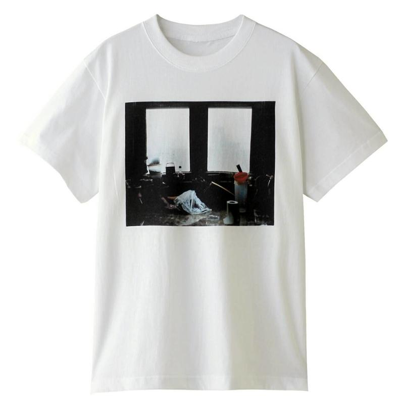 A LONG DAY LP再現フォトTシャツ