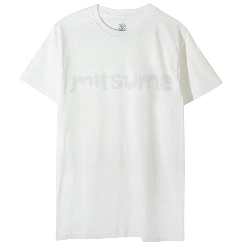 ミツメ同色プリントTシャツ