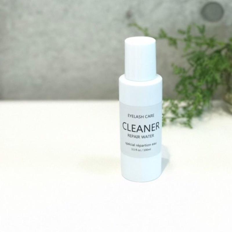 EYELASH CARE【CLEANER】 強電化分水