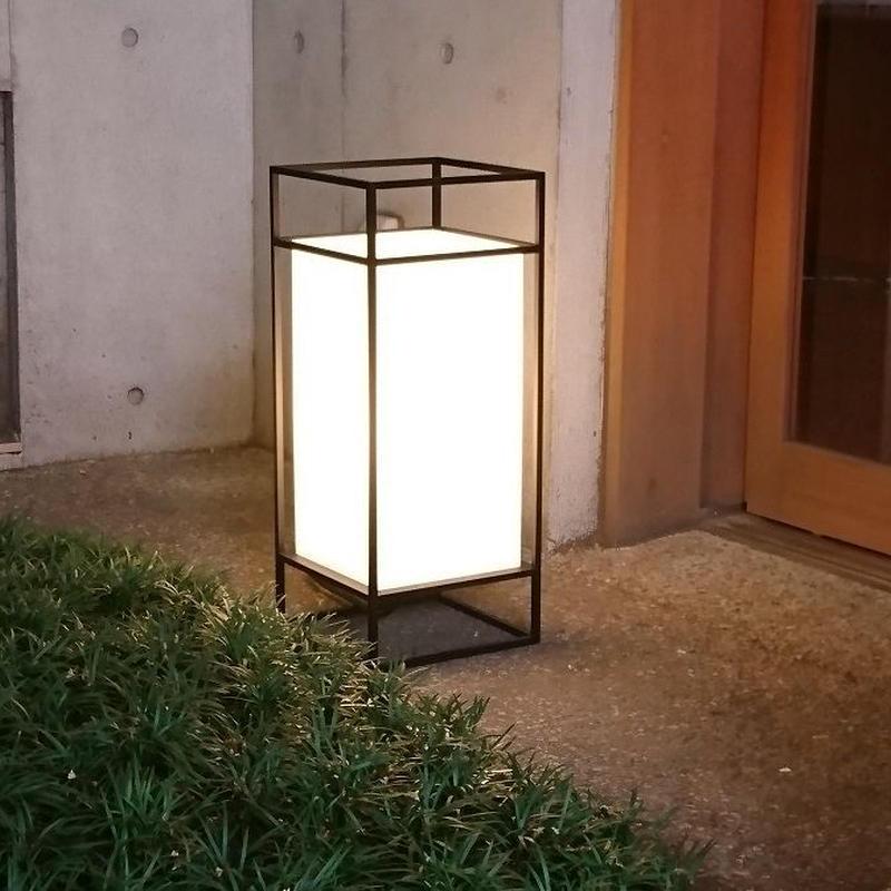 都行燈オリジナル外部用路地行灯 H600