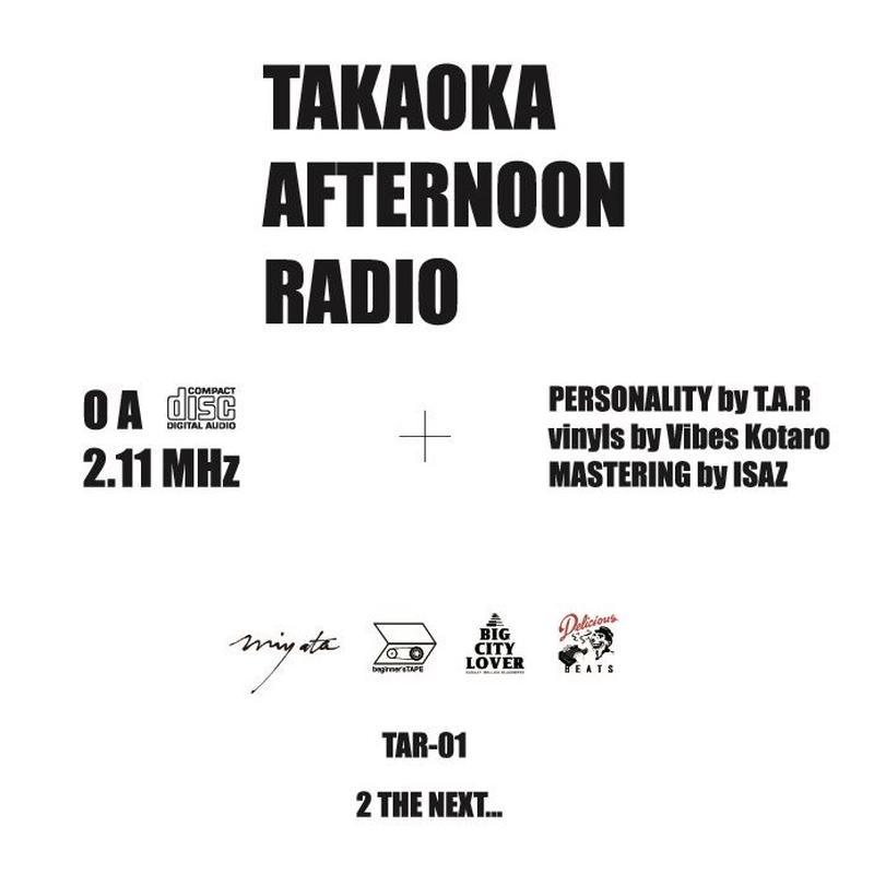 TAKAOKA AFTERNOON RADIO OA 2.11MHz