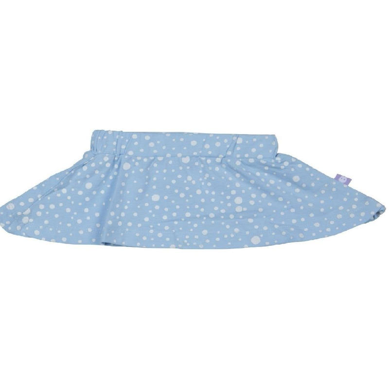 HUGABUG Polka Dot Skirt Blue 86/ 92cm