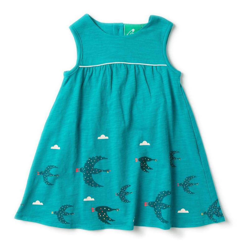 Little Green Radicals Flying South Story Time Dress 98cm/ 104cm/ 110cm