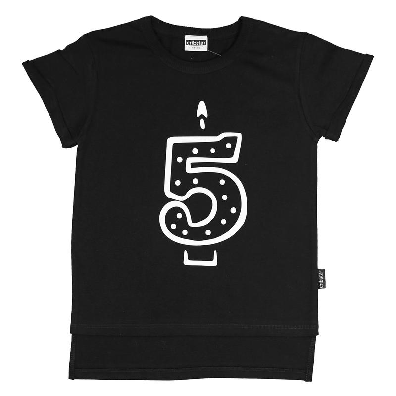 Cribstar 5 Candle T Black 104/ 110/ 116cm