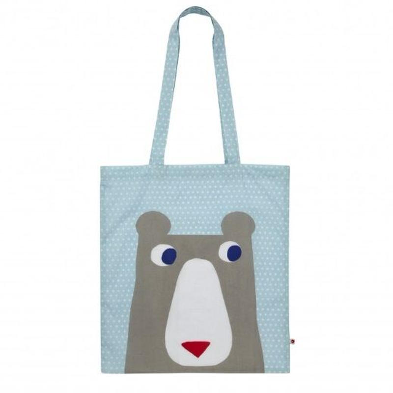 Piccalilly Branded Shopper BEAR