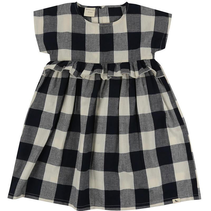 Turtledove London CHECK WOVEN DRESS 98cm/ 104cm/ 110cm/ 116cm