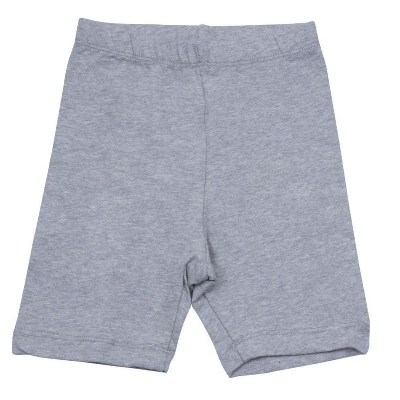 HUGABUG Plain Short Pants Grey 98/ 104cm