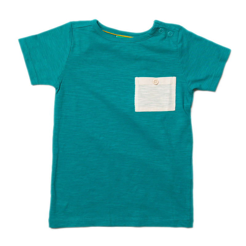 Little Green Radicals Emerald Pocket T 98cm/ 104cm/ 110cm/ 116cm/ 122cm/ 128cm