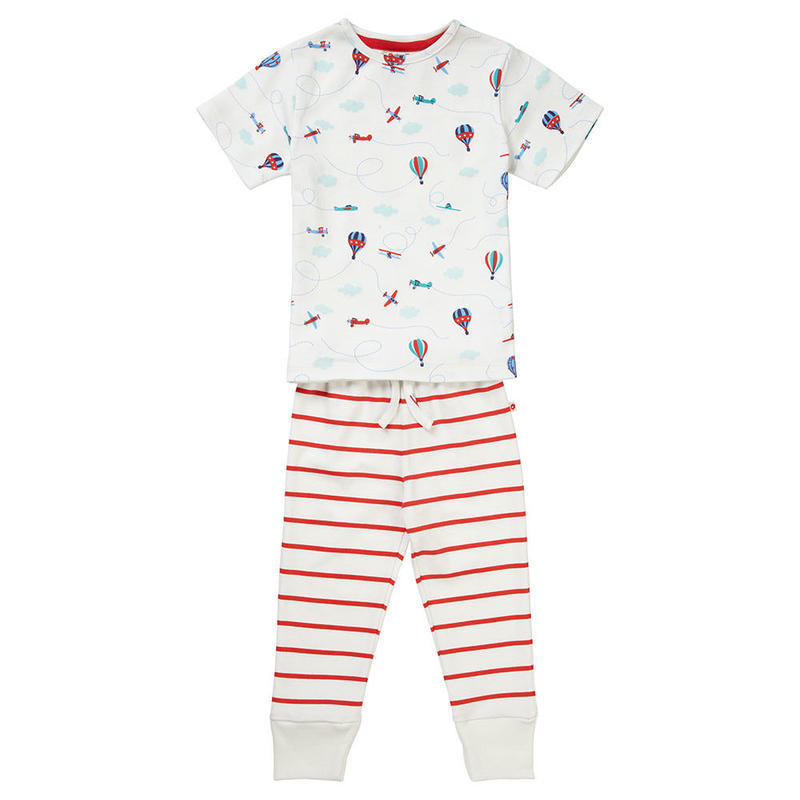 Piccalilly Fly the Sky Pajamas Long 92/ 98/ 110/ 116/ 122/ 128cm
