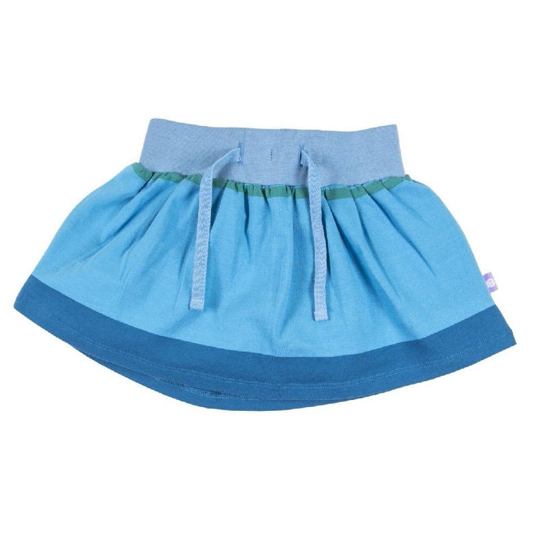 HUGABUG Stripe Skirt Blue 98/ 104cm