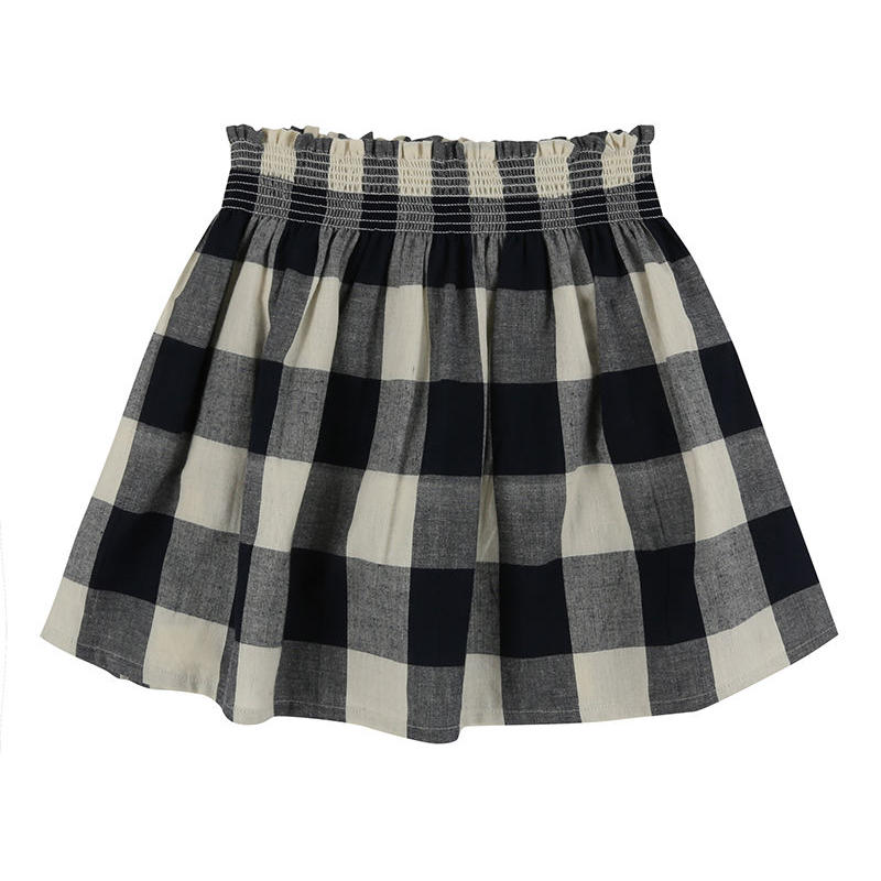 Turtledove London CHECK WOVEN SKIRT 98cm/ 104cm/ 110cm/ 116cm