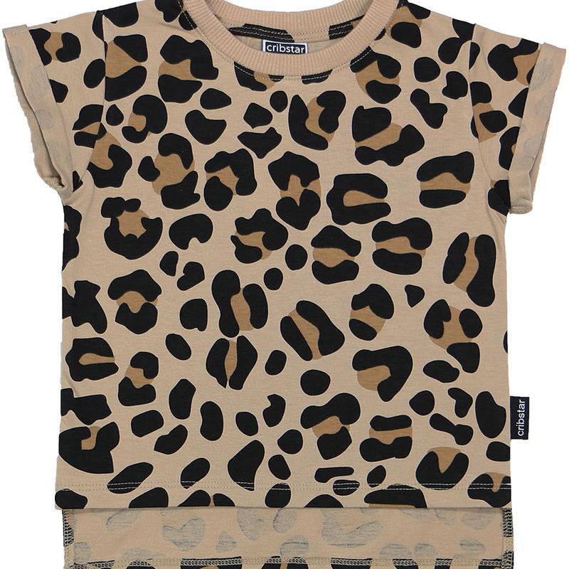 Cribstar Leopard T Beige 92/ 98/ 104/ 110/ 116/ 122/ 128cm
