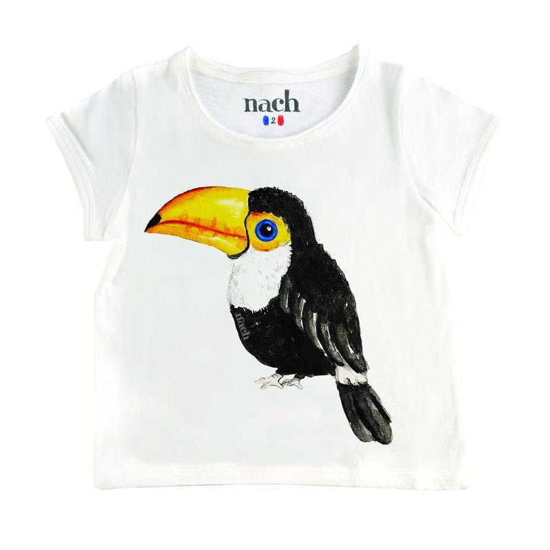 ベビー&キッズサイズ  オオハシTシャツ